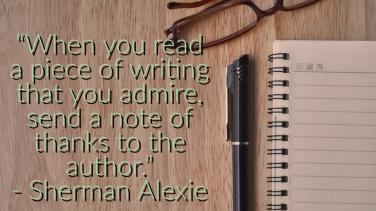 alexie quote