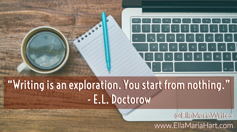 doctrow quote - ella maria hart