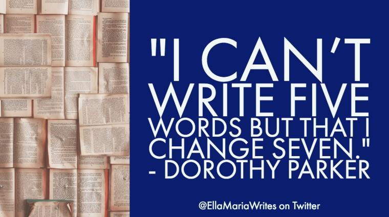 dorothy p quote - ella