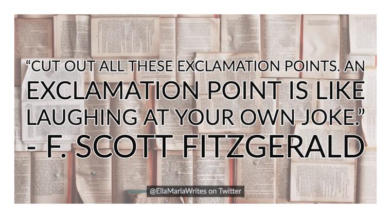f scott quote