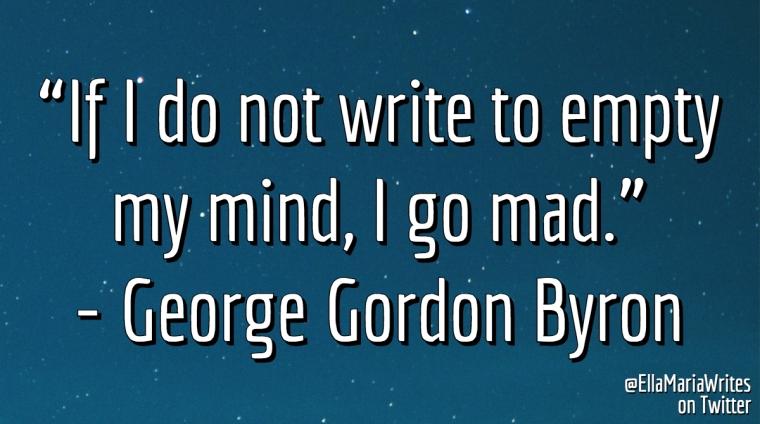 george gordon byron - ella - twitter