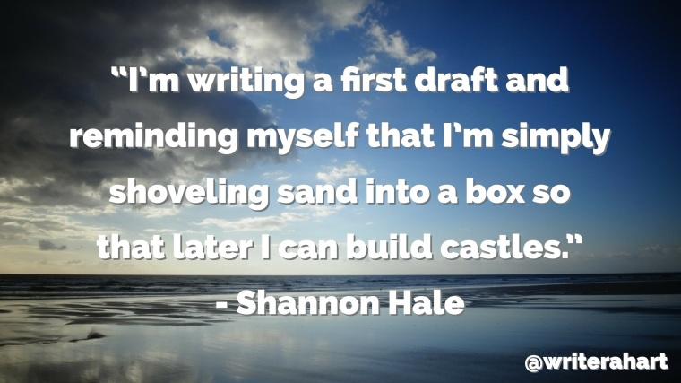 i'm writing