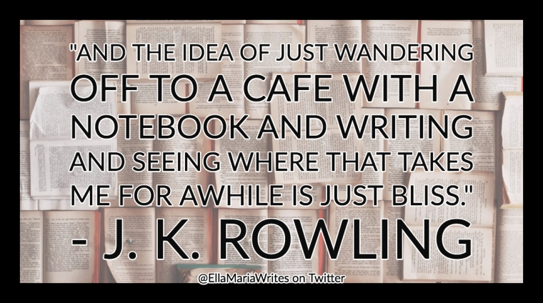 jk rowling quote - ella - for twitter
