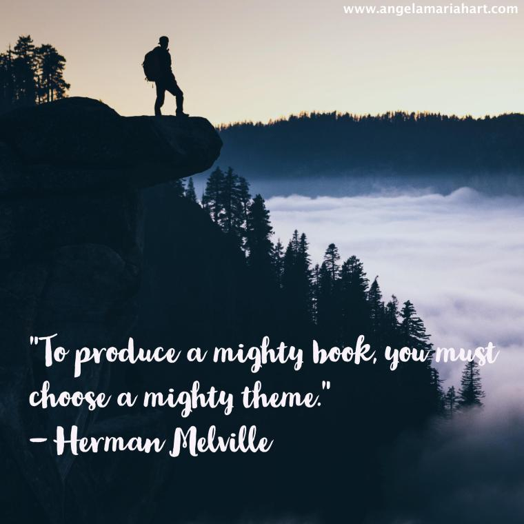 melvile quote