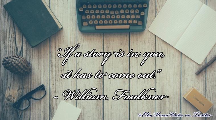 william f quote - twitter - ella